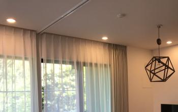 照明リフォーム ~ ダウンライト増設でくつろぎ生活リフォーム