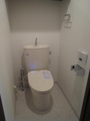 関邸 トイレ