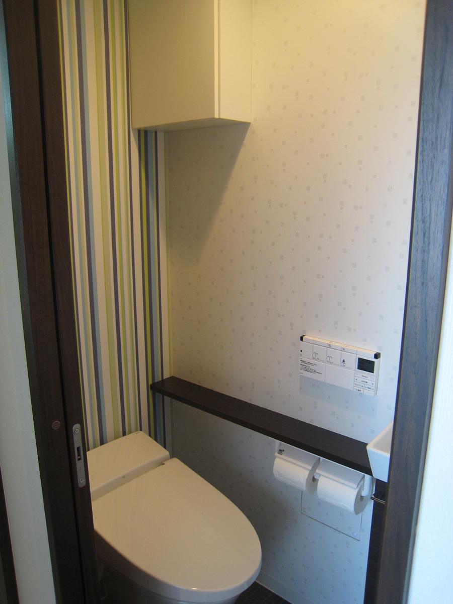 古川邸 トイレ
