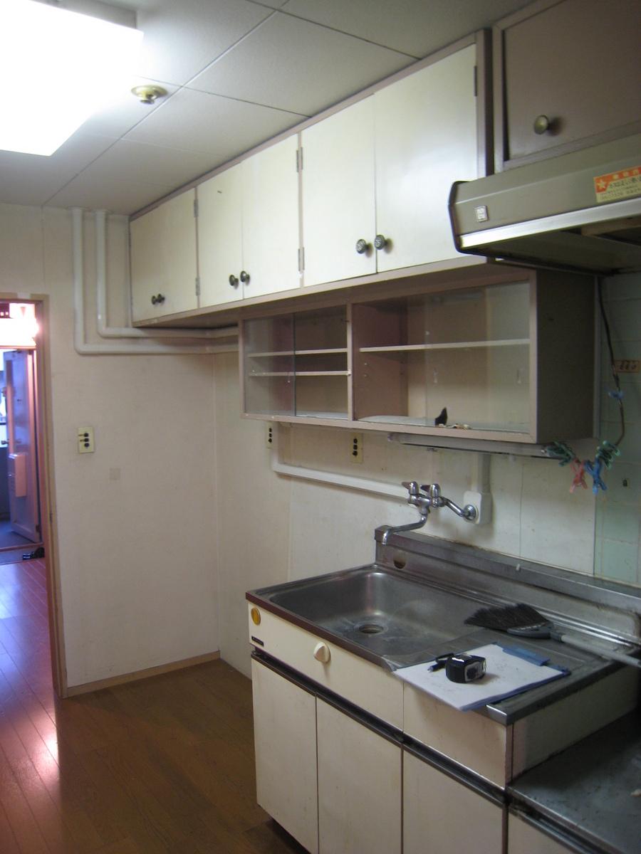 古川邸 旧キッチン