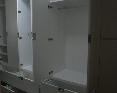 江東区 越中島のマンションでクローゼットのオーダー家具サムネイル