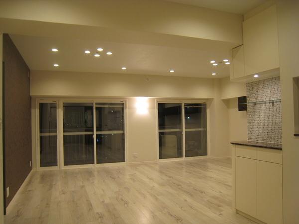 新浦安のマンションでリフォーム工事 完成サムネイル