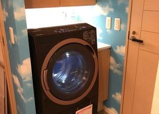 ビルトイン洗濯機置き場の改造サムネイル