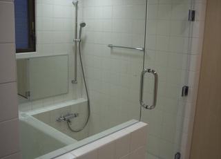 台東区の鉄骨住宅の浴室サムネイル